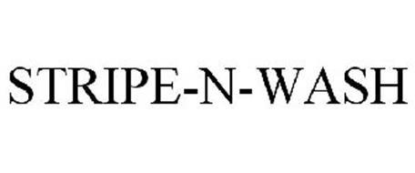 STRIPE-N-WASH