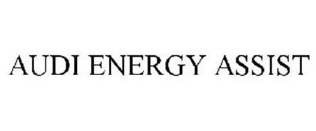 AUDI ENERGY ASSIST