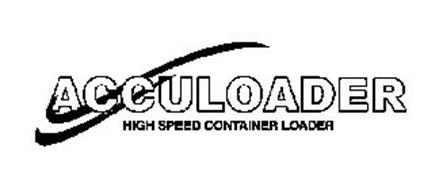 ACCULOADER HIGH SPEED CONTAINER LOADER