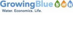 GROWINGBLUE WATER. ECONOMICS. LIFE.