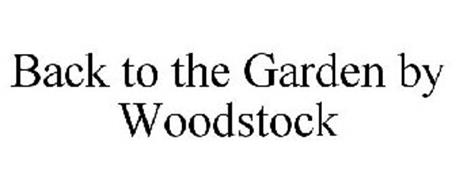 BACK TO THE GARDEN BY WOODSTOCK