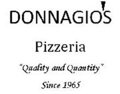 DONNAGIO'S PIZZERIA