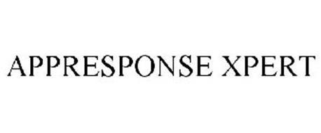 APPRESPONSE XPERT