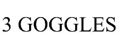 3 GOGGLES