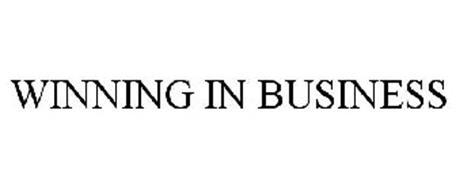 WINNING IN BUSINESS