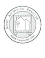 ASSET ARCHIVING SERVICES ASSET-ASSURE.COM VIGILANCE UNITED STATES