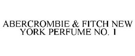 ABERCROMBIE & FITCH NEW YORK PERFUME NO. 1
