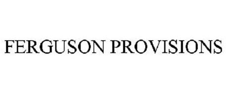 FERGUSON PROVISIONS