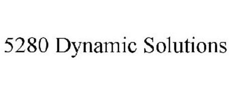 5280 DYNAMIC SOLUTIONS