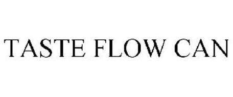 TASTE FLOW CAN