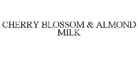 CHERRY BLOSSOM & ALMOND MILK