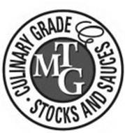 CULINARY GRADE MTG STOCKS AND SAUCES