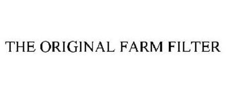 THE ORIGINAL FARM FILTER