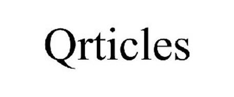 QRTICLES