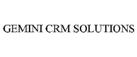 GEMINI CRM SOLUTIONS