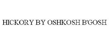 HICKORY BY OSHKOSH B'GOSH