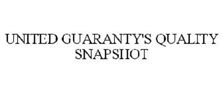 UNITED GUARANTY'S QUALITY SNAPSHOT