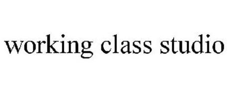 WORKING CLASS STUDIO