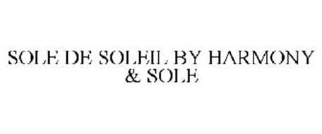 SOLE DE SOLEIL BY HARMONY & SOLE