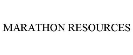 MARATHON RESOURCES