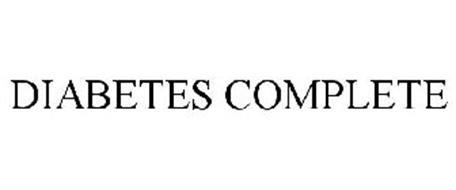 DIABETES COMPLETE