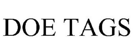 DOE TAGS
