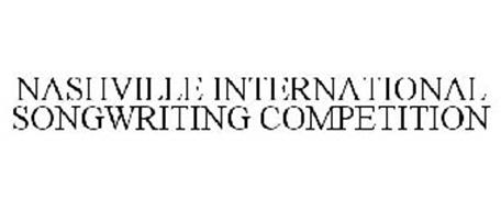 THE NASHVILLE INTERNATIONAL SONGWRITING COMPETITION