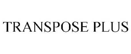 TRANSPOSE PLUS