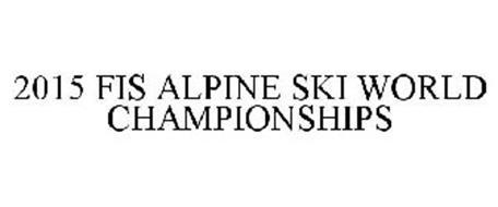 2015 FIS ALPINE WORLD SKI  CHAMPIONSHIPS