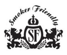 SMOKER FRIENDLY SF