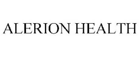 ALERION HEALTH