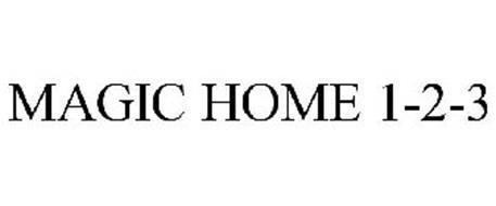 MAGIC HOME 1-2-3