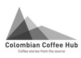COLOMBIAN COFFEE HUB COFFEE STORIES FROM THE SOURCE