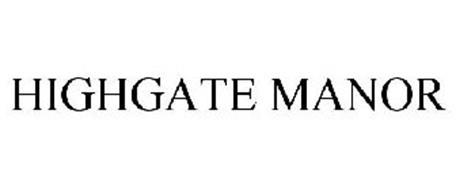 HIGHGATE MANOR