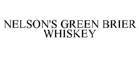 NELSON'S GREEN BRIER WHISKEY