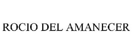 ROCIO DEL AMANECER
