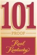101 PROOF REAL KENTUCKY