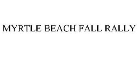 MYRTLE BEACH FALL RALLY