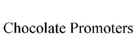 CHOCOLATE PROMOTERS
