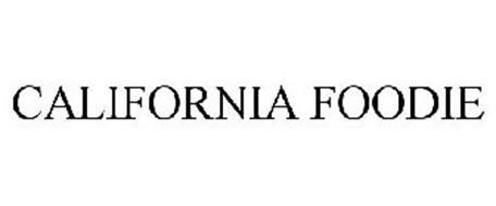 CALIFORNIA FOODIE