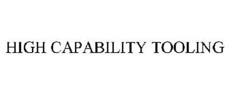 HIGH CAPABILITY TOOLING