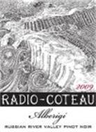 2009 RADIO-COTEAU ALBERIGI RUSSIAN RIVER VALLEY PINOT NOIR