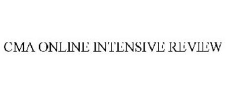 CMA ONLINE INTENSIVE REVIEW