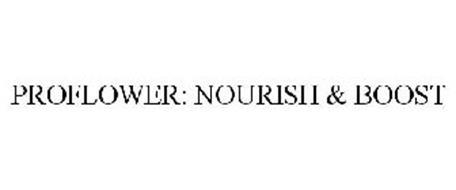 PROFLOWER: NOURISH & BOOST