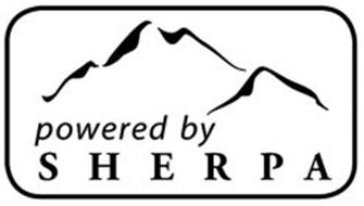 POWERED BY SHERPA