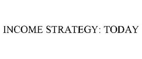 INCOME STRATEGY: TODAY