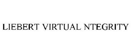 LIEBERT VIRTUAL NTEGRITY
