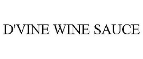 D'VINE WINE SAUCE