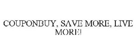 COUPONBUY SAVE MORE, LIVE MORE!