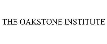 THE OAKSTONE INSTITUTE